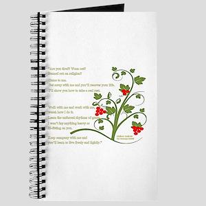 Matthew 11:28-29 Journal