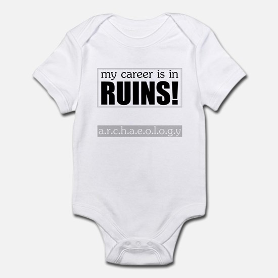 My Career is in Ruins! Infant Bodysuit