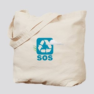 IT IS TIME TO RECYCLE Tote Bag