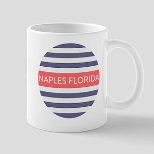 Patriotic Naples Florida Mug