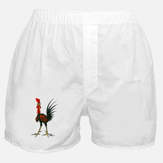 Crazy Rooster Boxer Shorts