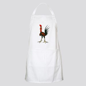 Crazy Rooster Apron