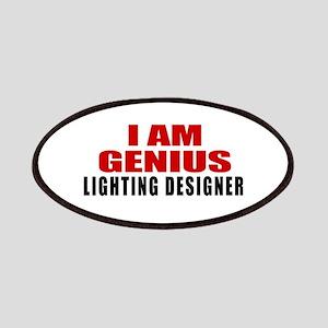 I Am Genius Lighting designer Patch