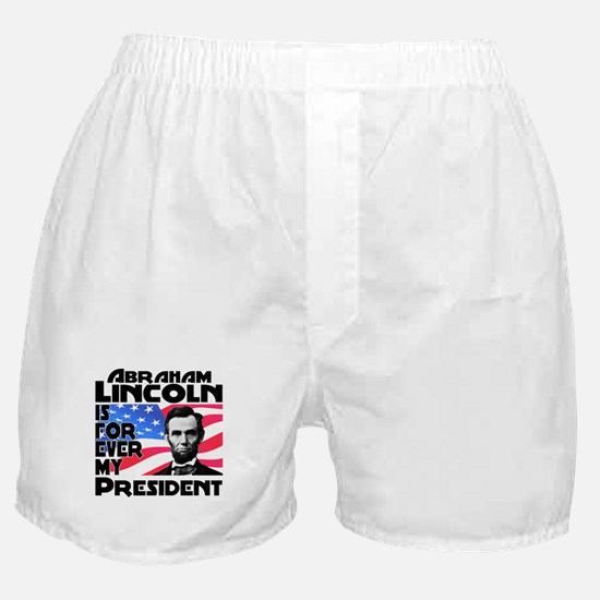 Lincoln 4ever Boxer Shorts