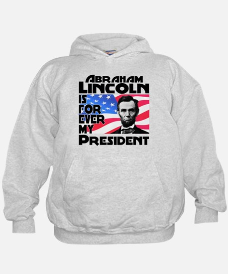Lincoln 4ever Hoodie
