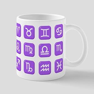 Emoji Zodiac 11 oz Ceramic Mug