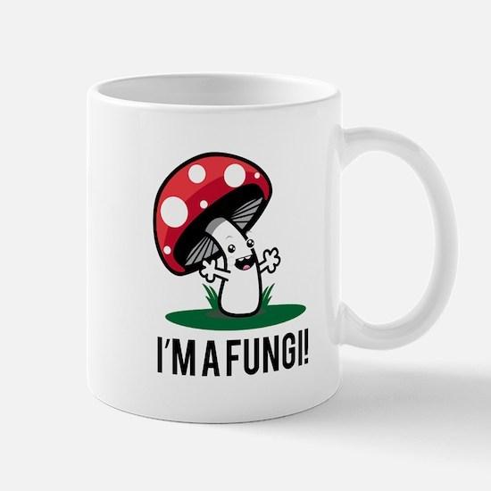 I'm A Fungi! Mugs
