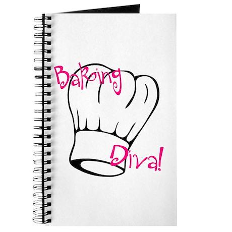 Baking Diva Journal