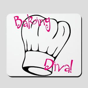 Baking Diva Mousepad