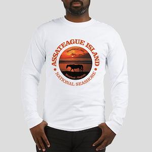 Assateague Island Long Sleeve T-Shirt