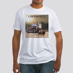 Untamed Fitted T-Shirt