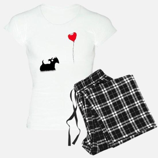 Scottie Dog Pajamas