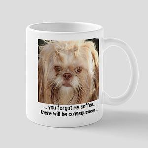Shih Tzu Mug Mugs
