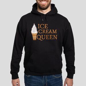 Ice Cream Queen Hoodie (dark)