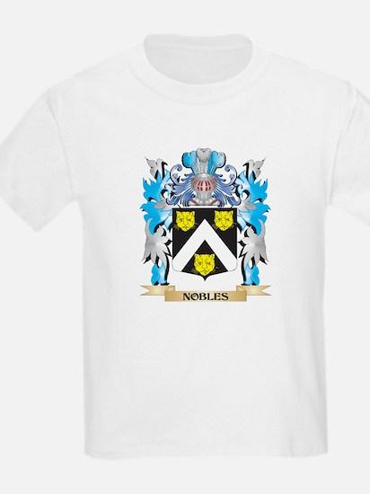 Nobles Coat of Arms - F T-Shirt