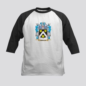 Nobles Coat of Arms - Family Crest Baseball Jersey