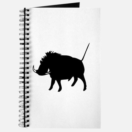 Wart Hog Journal