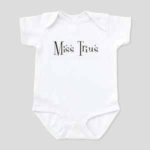 Miss Trius Infant Bodysuit