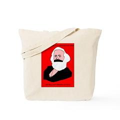 Marxist Valentine Tote Bag