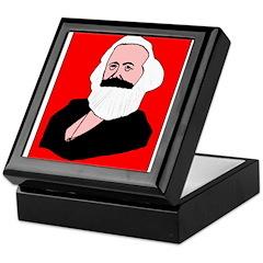 Marxist Valentine Keepsake Box