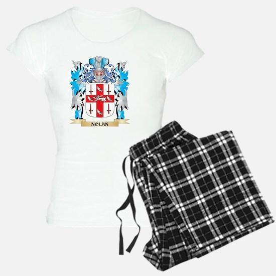 Nolan Coat of Arms - Family Pajamas