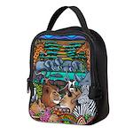 Safari Neoprene Lunch Bag