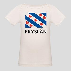 Fryslan DS Organic Baby T-Shirt