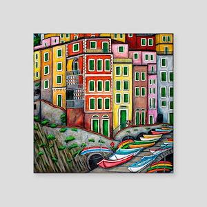 Colours of Riomaggiore Sticker