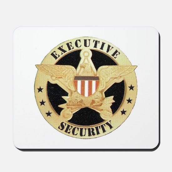 Executive Security Mousepad