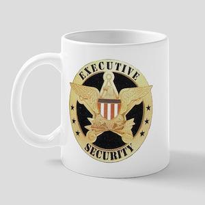 Executive Security Mug