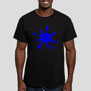 Blue Splatter T-Shirt