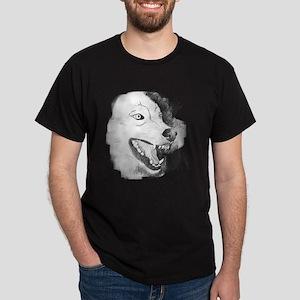 Wolf Sketch 1 T-Shirt