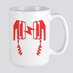 Red Defibrillator Mugs