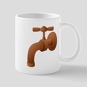 Water Spigot Mugs