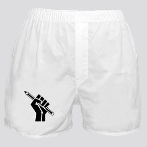 Writer Power Boxer Shorts