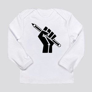 Writer Power Long Sleeve T-Shirt