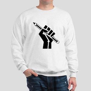Writer Power Sweatshirt