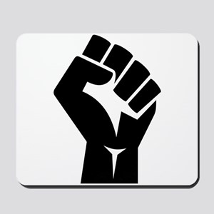 Power Fist Mousepad