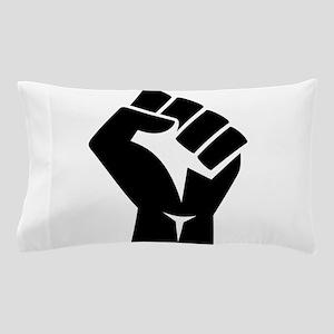 Power Fist Pillow Case