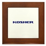 Kosher Framed Tile