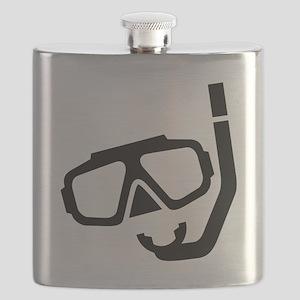 Snorkle Gear Flask
