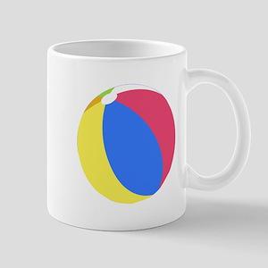 Beach Ball Mugs