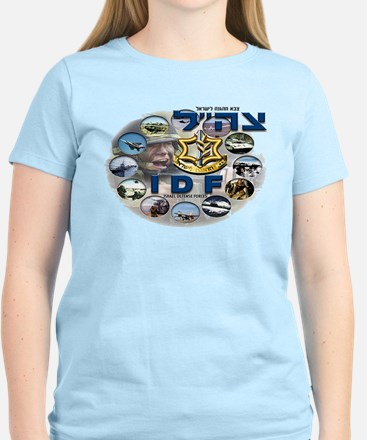 IDF Special Logo Women's Light T-Shirt