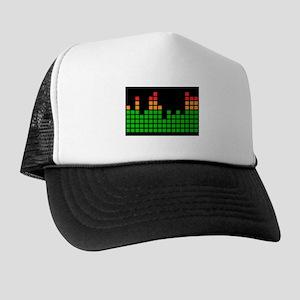 LED Meter Trucker Hat