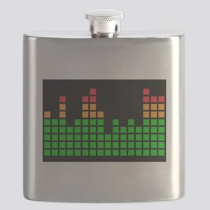 LED Meter Flask