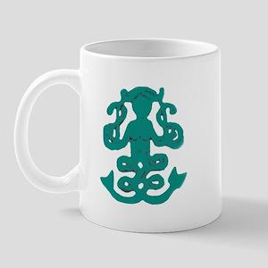 Celtic Mermaid Mug