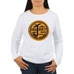 USS JOUETT Women's Long Sleeve T-Shirt