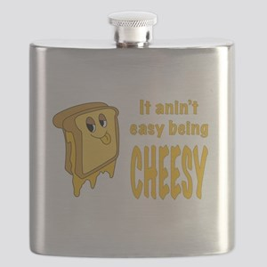 Being Cheesy Flask