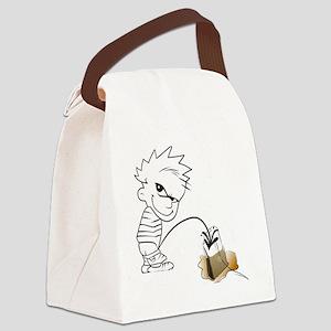 Enjoy your TEA Canvas Lunch Bag