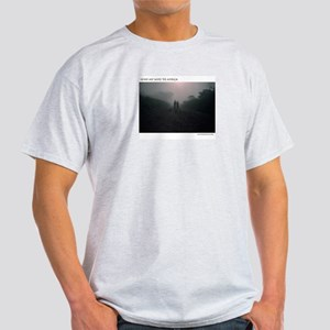 Ducks in the Fog Light T-Shirt
